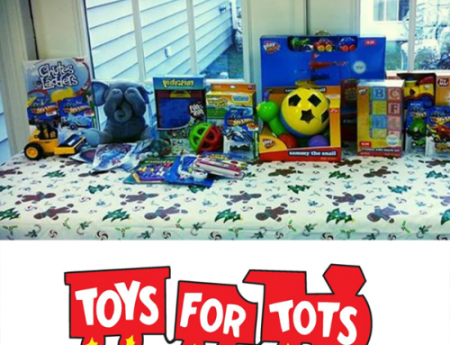 Drop Off for Toys for Tots